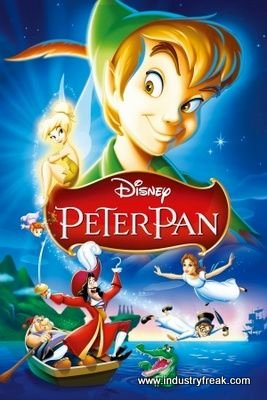 Peter is one of the most loved animated movie by dsiney