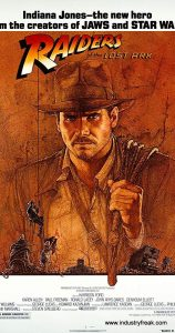 Raiders Of The Lost Ark ranks 11th in the list of top Hollywood action movies.