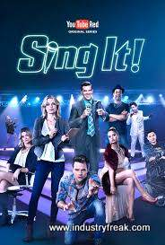 Sing it! ranks 8th in the list of top Youtube red original series.