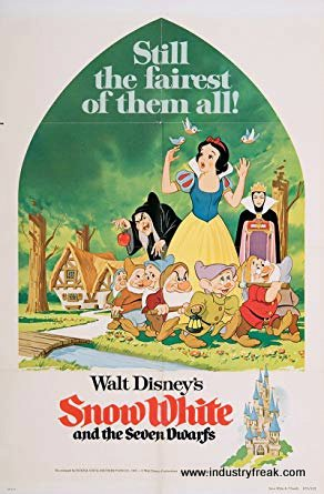 Snow White and The Seven Dwarfs must watch animated Disney Movie