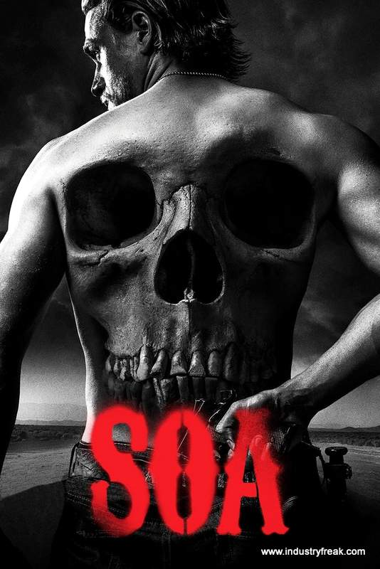 Sons of Anarchy ranks at 19 on the list of top hulu original series.