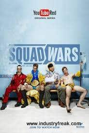 Squad Wars ranks 3rd in the list of top Youtube red original series.