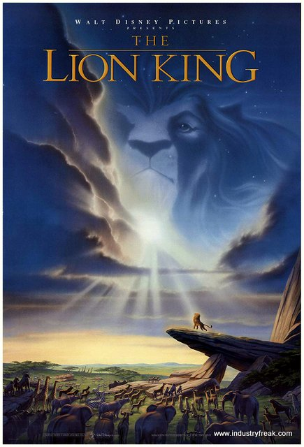 The lion King one of the best disney Animation Movies