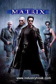 The Matrix ranks 9th in the list of top Hollywood action movies.