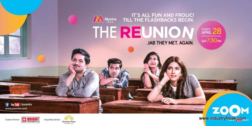 The Reunion hindi web series
