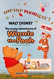 Pooh is the one of the most famous charachter in disney cartoons