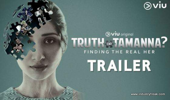 Truth or Tamanna? hindi web series
