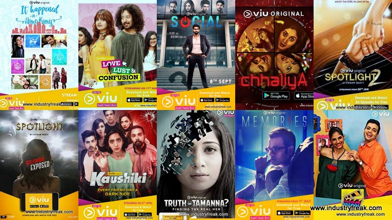 Viu Indian Hindi Web Series