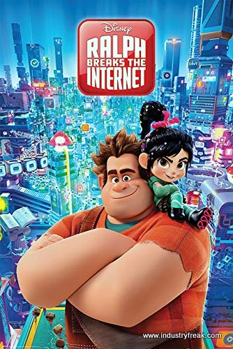 Wreck it ralph is one of the most famous movie in disney animated movies.