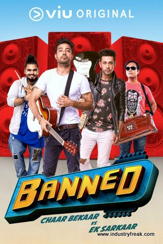 Banned indian hindi web series