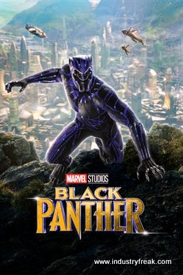 Black Panther the amazing marvel MCU Film