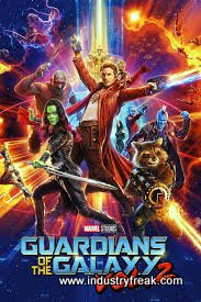 Guardians Of The Galaxy Vol. 2 the marvel movie