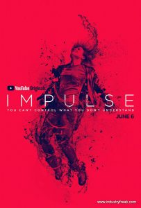Impulse ranks 10th in the list of top Youtube red original series.