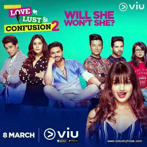 Love Lust Confusion (season-2) viu web series
