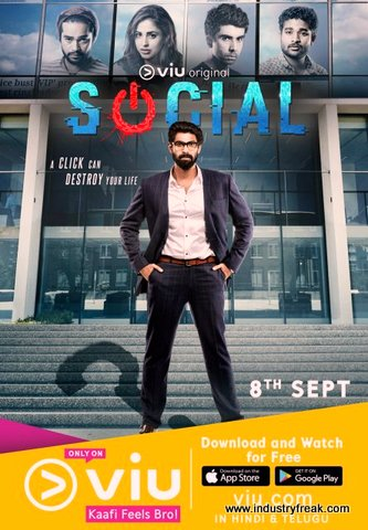 Social viu original webseries