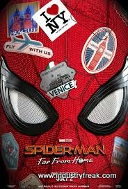 Spiderman: Far From Home the bestest marvel movie