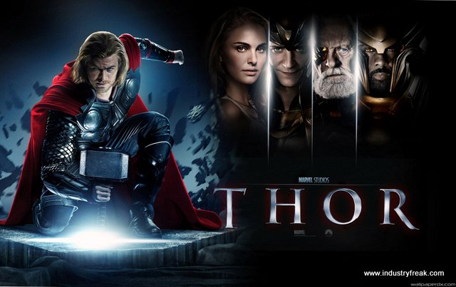 Thor the marvel movie