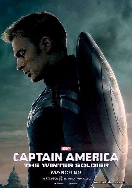 Captain America Winte Soldier
