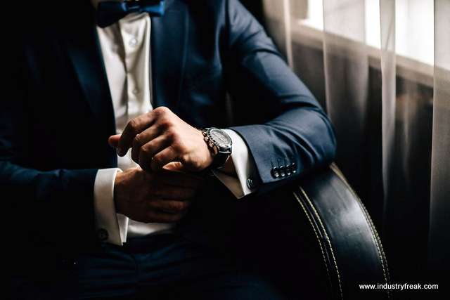 Tip 11 for mens fashion trends - Buy a watch