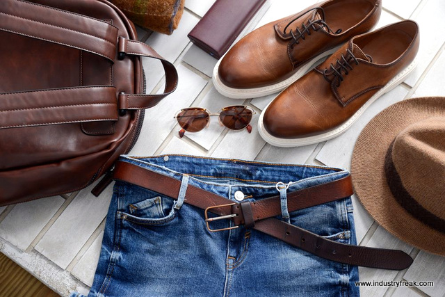Tip 3 on mens fashion guide - Replenish your wardrobe with exclusively high-quality items