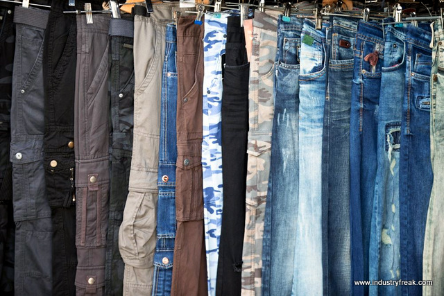 Tip 6 for mens fashion guide - Wear classic jeans
