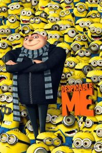 Despicable Me is 25th on the list of most popular animated movies.