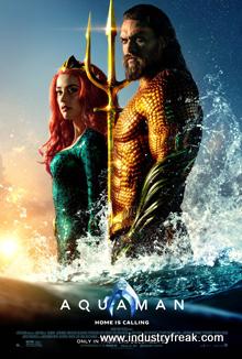 Aqua Man (2018)