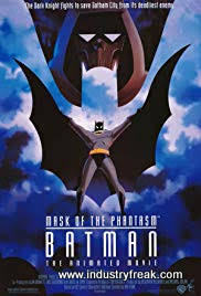 Batman: Mask of Phantasm (1993) by DC Movies