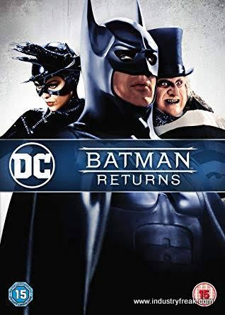 Batman Returns (1992) by DC Comics Movies