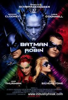 Batman and Robin (1997) by DC Comics Movies