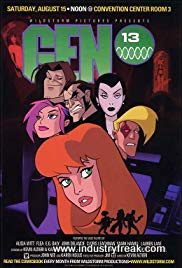 Gen13 (2000 Video) is a DC animated movie