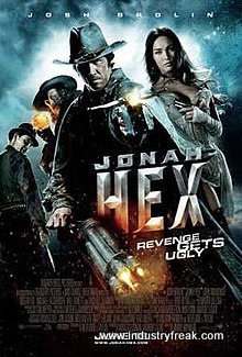 Jonah Hex (2010) by DC Comics Movies