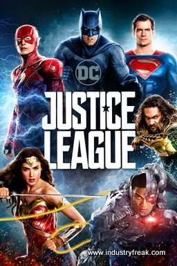 Justice League (2017) by DC Movies