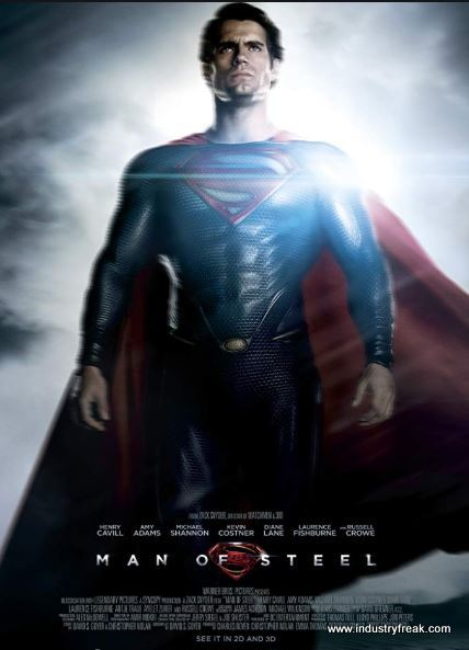Man of Steel (2013) by DC Comics Movies