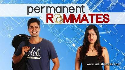 Permanent Roommates ranks no. 2 in the top 10 tvf series list.