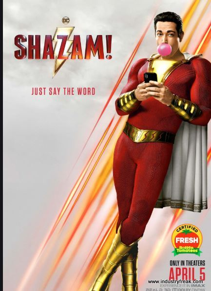 Shazam (2019) by DC films