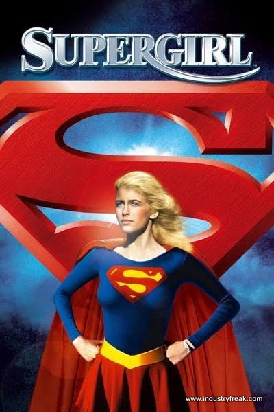 Super Girl (1984) by DC films