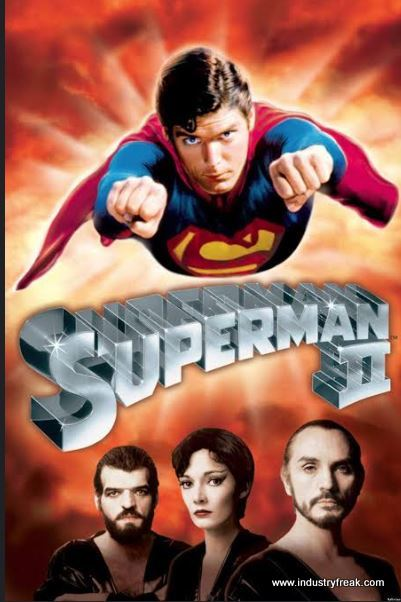 Super Man – 2 (1980) by DC Movies