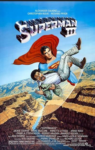 Super Man- 3 (1983) by DC Movies