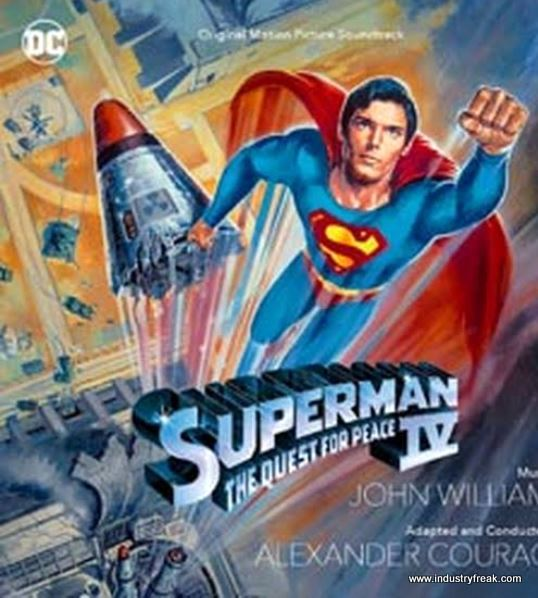 Super Man- 4: The Quest of Peace (1987) by DC Comics Movies