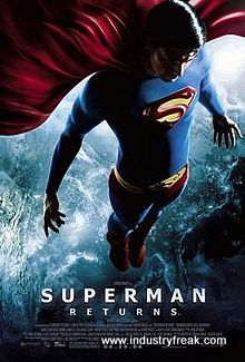 Superman Returns (2006) is next on DC Movies in order