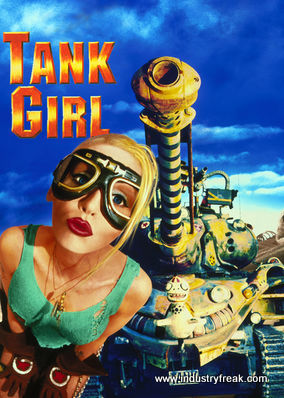 Tank Girl (1995) is 16th on DC Movies in order