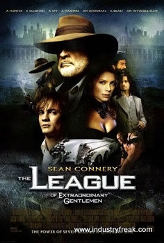 The League of Extra Ordinary Gentleman (2003)