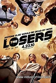 The Losers-1 (2010) by DC Movies