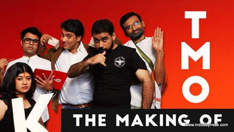 The Making of… ranks no. 3 n the top 10 tvf series list.