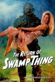 The Return of Swamp Thing (1989) is 12th on DC Movies in order