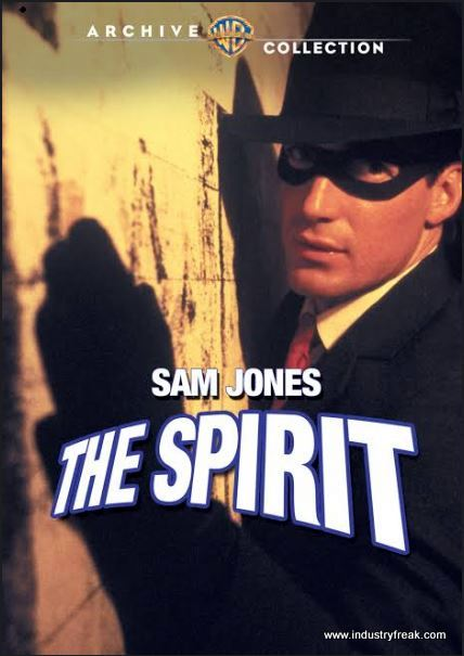 The Spirit (1987 TV Movie) by DC Movies