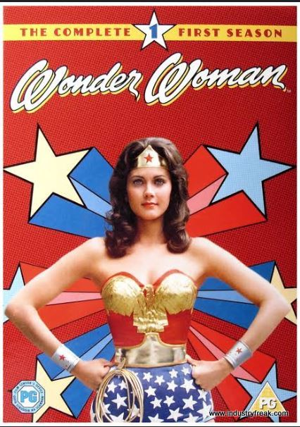 WONDER WOMAN (1975-1979): THE NEW ORIGINAL WONDER WOMAN by DC Movies