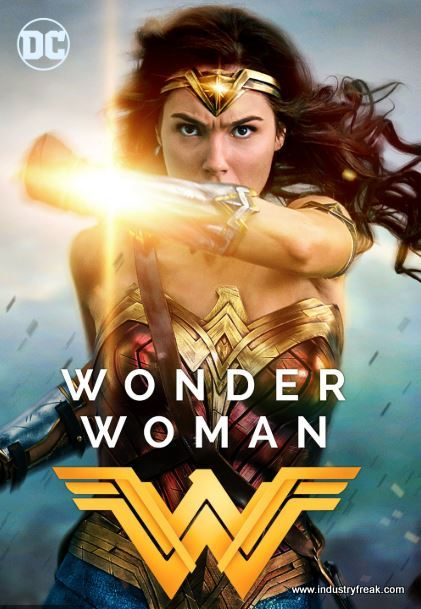 Wonder Woman (2017) by DC Comics Movies