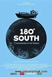 180° South ranks number 13 on the list of best travel movies